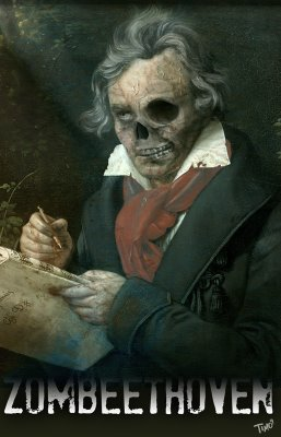 Zombeethoven, tell Zombietchaivsky the news.